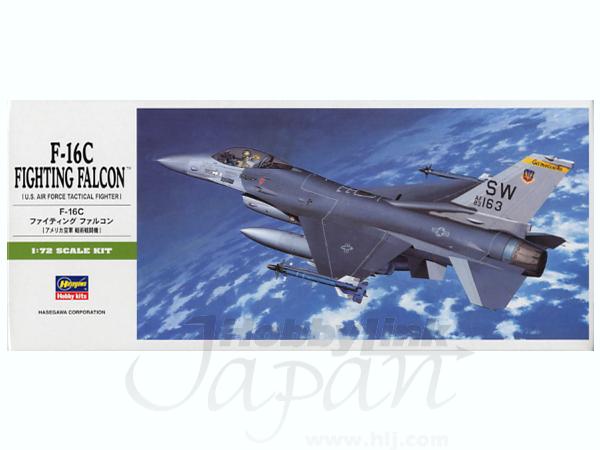 1/72 F-16C Plus Fighting Falcon by Hasegawa