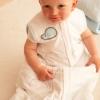 ถุงนอนเด็ก Grobag Baby Sleeping Bag 1.0 Tog, ลาย Whale of the Time แบรนด์ดังจากอังกฤษ ขนาด 18-36 เดือน