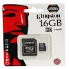 Kingston เมมโมรี่การ์ด Micro SDHC 16 GB Class 4