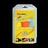 ผ้าไมโครไฟเบอร์ คาร์ชายน์ Microfiber (แพ็ค 3)