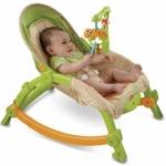 เปลโยก Fisher Price Infant to Toddler Rocker - Lizzards