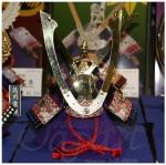 1/4 Samurai Helmet Oda Nobunaga by Doyusha (DYS14058)