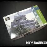 โมเดลปราสาท Gifu ขนาด 1:350 จากค่าย Doyusha