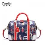 กระเป๋าทรงหมอนใบใหญ่ แบรนด์ Duolaimi แท้ 💯%