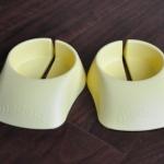 ฐานรองขวดนม Medela สำหรับวางขวดนม ป้องกันนมหก (Medela bottle stand)