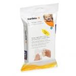 Medela Quick Clean Wipes - ผ้าเช็ดทำความสะอาดอุปกรณ์ปั๊มนม บรรจุ 24 แผ่นต่อแพค
