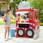 รถขายอาหาร Little Tikes 2-in-1 Food Truck ของเล่นแนวใหม่ ได้ใจไปเลย