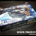 1/4000 SDF-1 Macross Cruiser Fortress w- Prometheus Daedalus