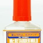 น้ำยาผสม Mr.Retarder Mild 40ml. ให้สีแห้งช้าลง