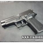 ปืนอัดลมแบบชักยิงทีล่ะนัด 226 สีดำ KWC งานใต้หวัน
