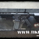 ปืนระบบไฟฟ้าโบลว์แบ็ค M15A4 URX จาก CA (สินค้าตกQC)