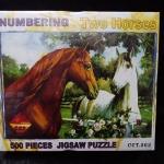 ว์ ขนาด 53x3เกมส์ภาพต่อรูปจิ๊กซอว์ 500 ชิ้น พร้อมกรอบรูป และกาวทาจิ๊กซอ8 ซม.(21*15 นิ้ว)ขายส่ง ผลิตตัวต่อจิ๊กซอว์ Jigsaw คุณภาพดี