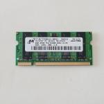 แรมโน๊ตบุ๊ค DDR2/2GB บัส 800