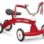 จักรยานขาไถ แบรนด์ยอดฮิต Radio Flyer Scoot-About สีแดง สุดคลาสสิค