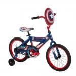 จักรยานกัปตันอเมริกา 4 ล้อ 16inch Huffy Captain America Bike เท่ห์ไม่ซ้ำใคร