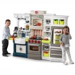 ชุดครัว สุดแกรนด์ Step2 Elegant Edge Kitchen Playset ครบถ้วนทุกความต้องการ น่าเล่นมากมาย