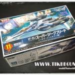 Mecha Collection Macross Delta VF-31J Super Siegfried Fighter Mode (Hayate Immelmann)