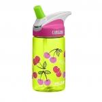 กระติกน้ำเด็ก ยอดนิยม CamelBak eddy Kids .4L Water Bottle ลายเชอรี่