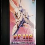 เครื่องบินรบ VF-11B Macross Plus 1:72 จากHasegawa