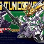 Knight Unicorn Gundam BB 385