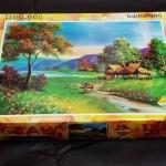 Jigsaw Puzzle จิ๊กซอว์ 1200 ชิ้น ขนาดภาพ 75x50 cm. Numbering