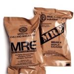 รีวิวอาหารสำหรับผู้ออกรบ MRE ของ อเมริกา