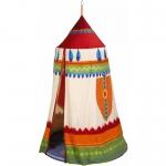 เต้นท์แขวนทรงสูง ลายอินเดียแดง Haba American Indian Hanging tent