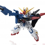 Nxedge Style [MS UNIT] Z Gundam + Hyper Mega Launcher