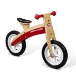 จักรยานฝึกการทรงตัว Radio Flyer Glide & Go Wood Balance Bike Red