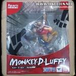 Figuarts ZERO Monkey D Luffy: Gomu Gomu no Hawk Whip by Bandai (BANN05214)