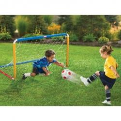เซตฟุตบอล พร้อมโกลประตูตาข่าย Little Tikes Easy Score Soccer Set