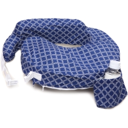 หมอนรองให้นม My Brest Friend Nursing Pillow รุ่น Original ลาย Navy Kaleidoscope