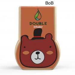 ยาดมดับเบิ้ล แบบ 2 รูดม หอม .. สดชื่น ไม่เหมือนใคร ลาย BoB (หมี)