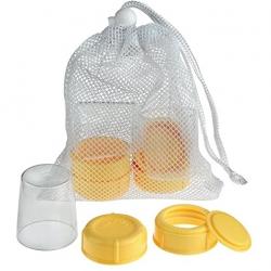 เซตฝาขวดนม Medela Breastmilk Bottle Spare Parts Set