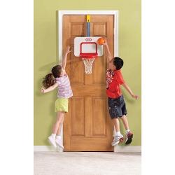 แป้นบาส มือถือ Little Tikes Attach 'n Play Basketball Set