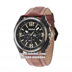 นาฬิกา Timberland รุ่น TBL14366JSBU-02 นาฬิกาข้อมือ ผู้ชาย สีน้ำตาล ของแท้ ประกันศูนย์ CityChain 2 ปี ส่งพร้อมกล่อง และใบรับประกัน