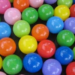 ลูกบอลพลาสติก สำหรับเล่นในบ้านบอล