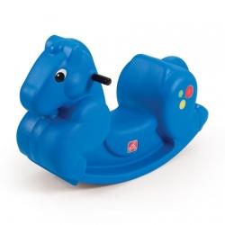 ม้าโยกเยก Step2 Carousel Pony Ride-On, Blue