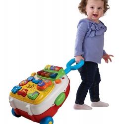 กระเป๋าเดินทาง เสริมพัฒนาการเรียนรู้ VTech Roll and Learn Activity Suitcase