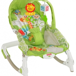เปลโยก Fisher Price Infant to Toddler Rocker – Rainforest Friends