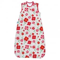 ถุงนอนเด็ก Grobag Baby Sleeping Bag 1.0 Tog, ลาย Pretty Petals แบรนด์ดังจากอังกฤษ ขนาด 18-36 เดือน