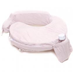 หมอนรองให้นม My Brest Friend Nursing Pillow รุ่น Deluxe สีชมพูกลีบบัว (Orchid)