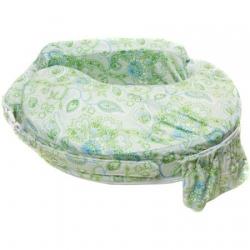 หมอนรองให้นม My Brest Friend Nursing Pillow รุ่น Deluxe ลาย Green Paisley