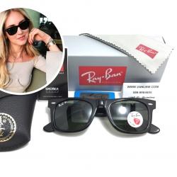 แว่นกันแดด Rayban RB2140 Wayfarer 901/58 3P <โพลาไรซ์>