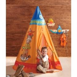 เต้นท์ทรงกระโจม ลายอินเดียแดง Haba Tepee play tent