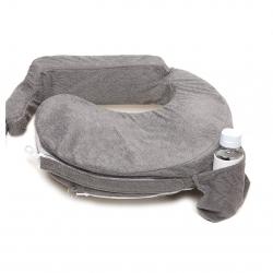 หมอนรองให้นม My Brest Friend Nursing Pillow รุ่น Deluxe สีเทา Evening Grey
