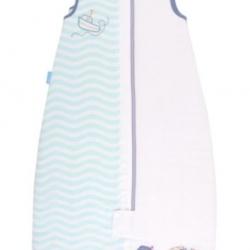 ถุงนอนเด็ก Grobag Baby Sleeping Bag 1.0 Tog, ลาย All Aboard แบรนด์ดังจากอังกฤษ ขนาด 6-18 เดือน