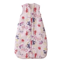 ถุงนอนเด็ก Grobag Baby Sleeping Bag 1.0 Tog, ลาย Alplhapink Travel แบรนด์ดังจากอังกฤษ ขนาด 18-36 เดือน
