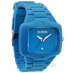 นาฬิกา NIXON รุ่น RUBBER PLAYER A139649 นาฬิกาข้อมือผู้ชาย ของแท้ ประกันศูนย์ไทย 2 ปี ส่งพร้อมกล่อง และใบรับประกัน