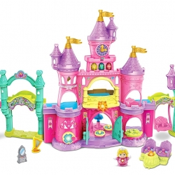 บ้านตุ๊กตา VTech Go! Go! Smart Friends Enchanted Princess Palace ของเล่นรูปแบบใหม่ของคุณหนู